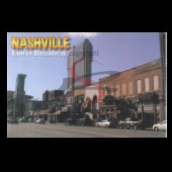 Nashville Postcard Pack- Lower Broadway