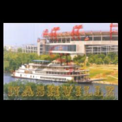 Nashville Postcard Pack- Day General Jackson