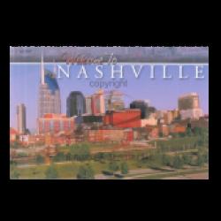 Nashville Postcard Pack- Day Skyline