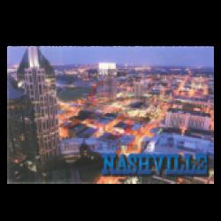Nashville Postcard Pack- Aerial Night