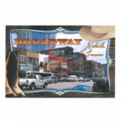 Nashville Postcard Pack- Day Broadway