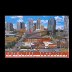 Nashville Postcard Pack- Aerial Ryman with Skyline